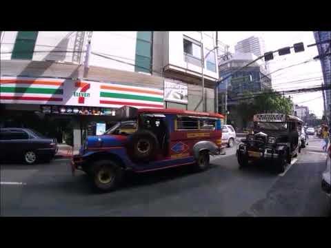 Streets Of Ermita Manila Philippines