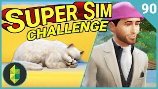 SUPER SIM CHALLENGE | Mr Bigglesworth! (Part 90)