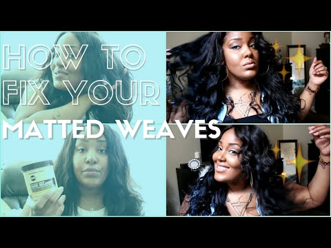 Don T Throw Away Your Old Weave How To Revive Dry O