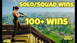 FortniteSolo Solo/Duo/Squads 100 ' Gagne $ROAD TO 400 SUBS$ #LSS LETS GET IT!!