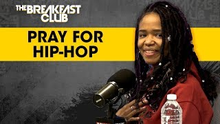 Kei-Landa And The Breakfast Club Pray For Hip Hop