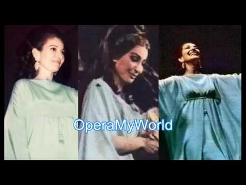 Maria Callas - The Reverb of the Voice