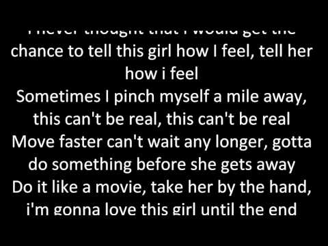JLS - One Shot with lyrics