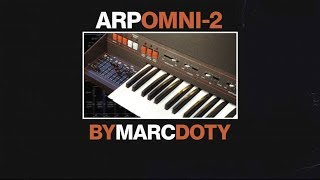 The ARP Omni-2:  Part 3- Synthesizer + Strings