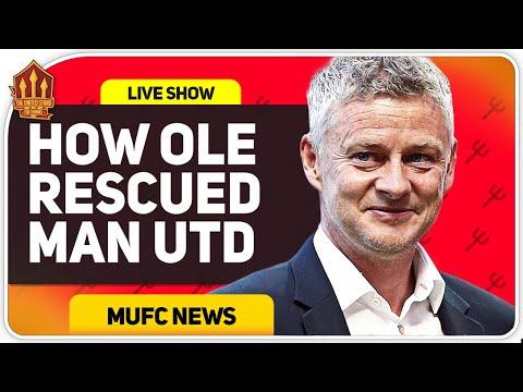 Solskjaer's Amazing Turnaround! Man Utd News Now