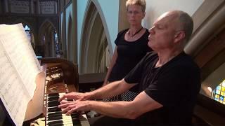 The Exorcist Theme  on church organ (Tubular Bells opening theme)