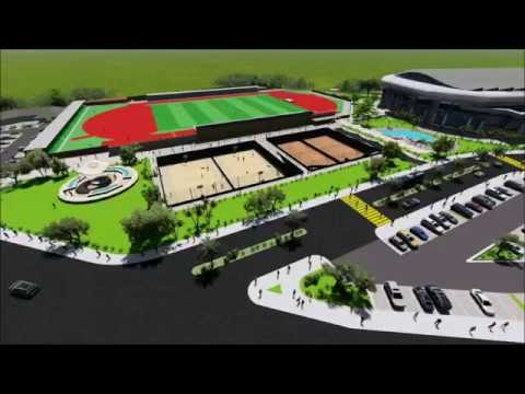 Bacoor Sports Complex: A Proposed Sports Complex Design Promoting Fitness And Sports Tourism