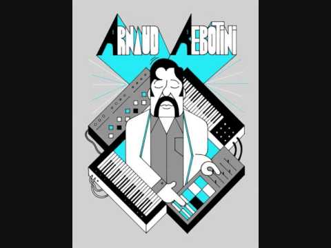 Arnaud Rebotini (of Black Strobe) - Daddy can boogie too (October 2010 Mix)