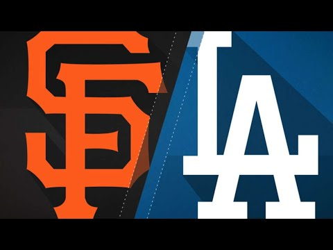 Hanson's single in 9th gives Giants 2-1 win: 8/14/18