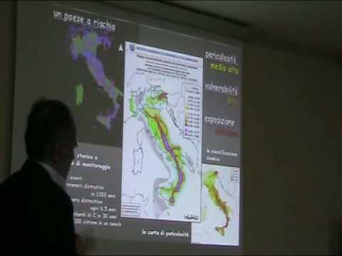 Incontro sulla Prevenzione Sismica a Catania - Parte 3