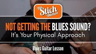 Blues Finger: Blues Soloing Technique