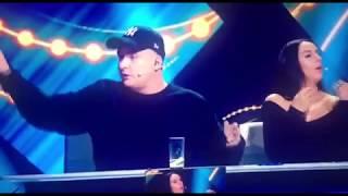 Данилко послал администратора певицы Tayanna в прямом эфире нацотбора Евровидение-2018