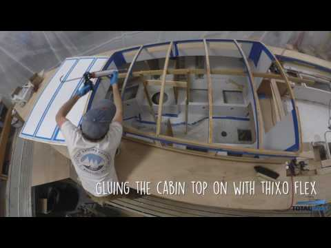 Restoring Vela - Episode 6 - The Team & Fiberglassing