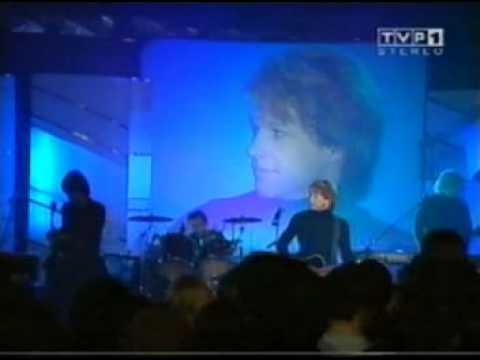 Bon Jovi - Live@TVP1 Studio Poland