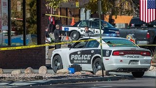 Police shoot gunman to death after he kills three innocent people in Colorado Springs - TomoNews