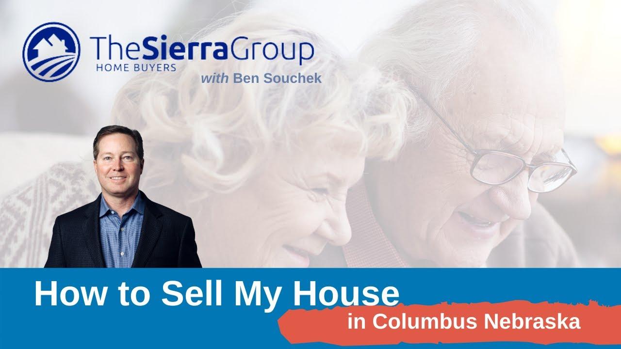 Sell My House in Columbus Nebraska