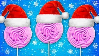 Новогодние десерты: вкусные украшения к праздничному столу
