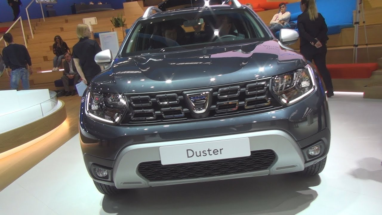dacia duster prestige dci 110 4x2 edc 80 2018 exterior and interior youtube. Black Bedroom Furniture Sets. Home Design Ideas