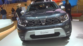 Dacia Duster Prestige dCi 110 4x2 EDC 80 (2018) Exterior and Interior