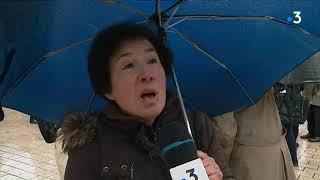 Dijon : manifestation des retraités
