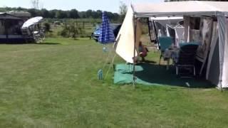 Op de camping in Otterlo