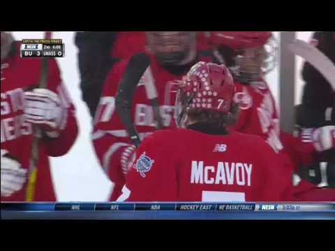 Boston University vs. Massachusetts - Frozen Fenway Highlights - 01/08/2017