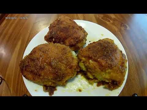 Home Fried Chicken