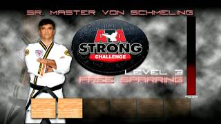 """ATA Strong - 2012 World Ceremony - Part 9 - """"Sr. Master Von Schmeling's Story and Challenge"""""""