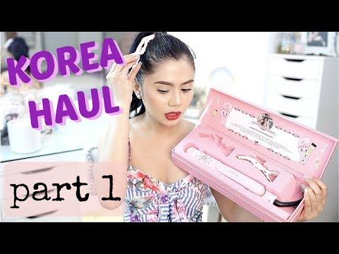 Korea Haul (PART1) | Anna Cay ♥