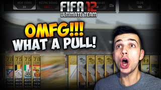 RETRO FIFA PACKS - 'WHAT A PULL!' - RETRO FIFA PACK OPENING