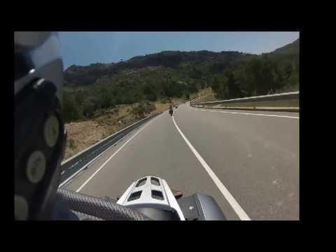 Dnper K 750 Salida a La Ampolla Tarragona)