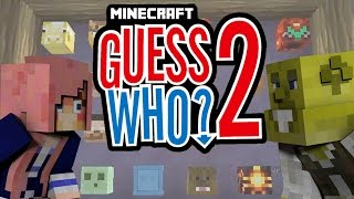 Minecraft Guess Who Mini-game!
