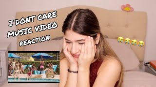 Baixar ED SHEERAN & JUSTIN BIEBER- I DONT CARE [OFFICIAL VIDEO] REACTION! | Karolaine