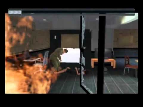 Quantum of Solace (Wii) Walkthrough: Level 14 - Eco Hotel