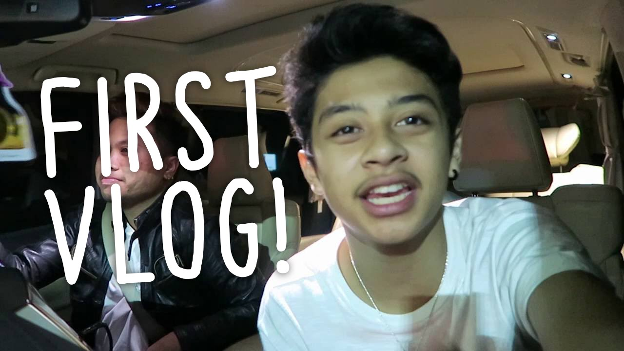 FIRST VLOG !!! #CheeseBurgerVlog