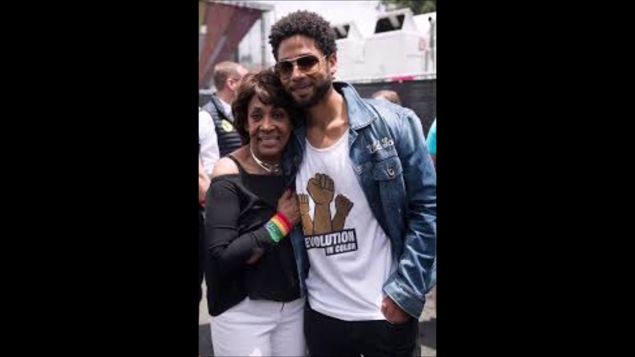 After Jussie Smollet Attack; Maxine Waters Blames Trump For Emboldening Racists