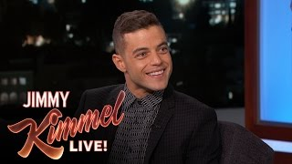 Download Video Rami Malek Pretended to be His Identical Twin Brother MP3 3GP MP4