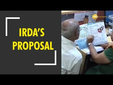 IRDA Proposes Changes In Insurance Policies