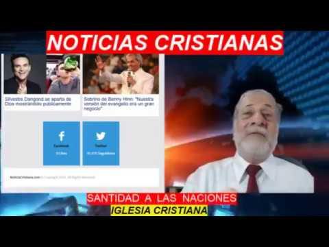Noticias Cristianas de la  semana..Por Pedro P Amaya F.