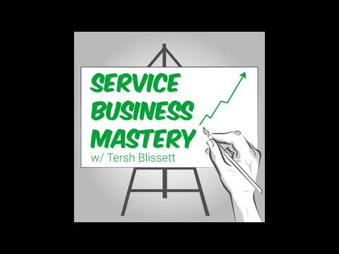 Service Business Mastery Interview with Tersh Blisset Blue Collar Roots
