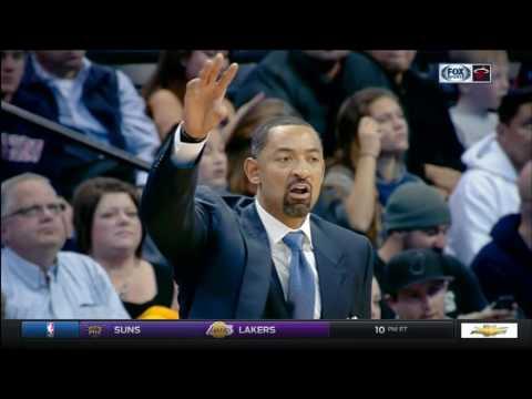 October 21, 2016 - Fox Sports Sun - Erik Spoelstra Speaks About The Miami Heat's New Staff