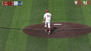 WSU Combined No-Hitter Highlights