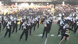 Appalachian State University Marching Mountaineers - Time Warp