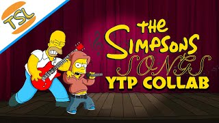 The Simpsons Songs YTP Collab