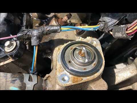 Engine Coolant Thermostat Housing Mopar fits 07-08 Jeep Wrangler 3.8L-V6
