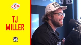 TJ Miller Talks His Favorite Movie Roles, Valentine's Day, Spanish & More
