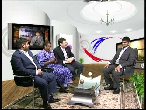 Talking Point with Ahmad Bostan on Noor TV - Part 2 (4th September 2011)