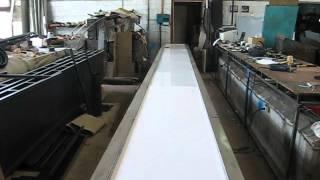 Ленточный конвейер с полиуретановой лентой Volga(, 2015-10-28T14:15:24.000Z)