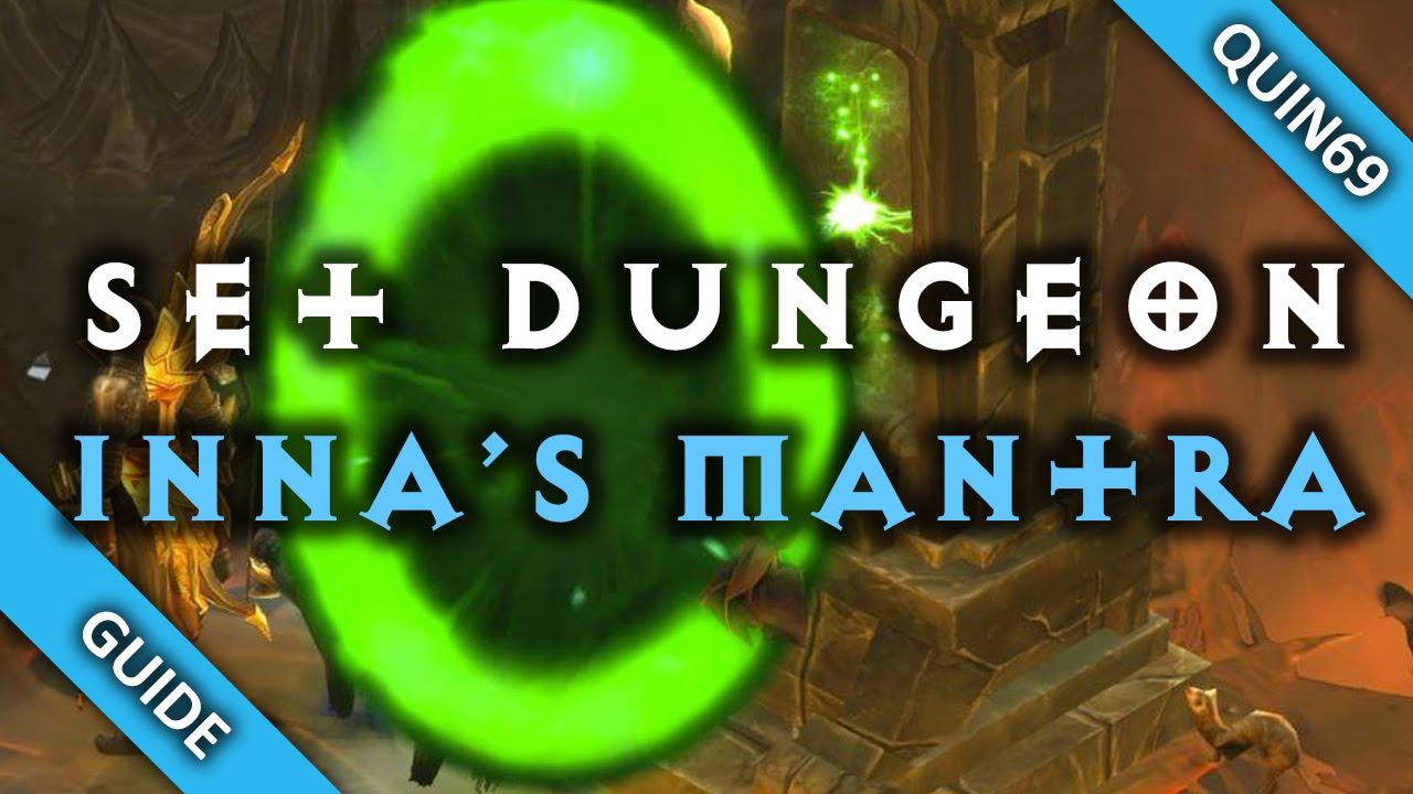 diablo 3 set dungeons