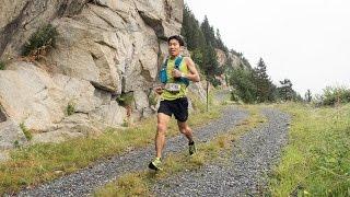 東徹 / Toru Higashi Buff Epic Trail / スカイランニング世界選手権 2016 レース後インタビュー